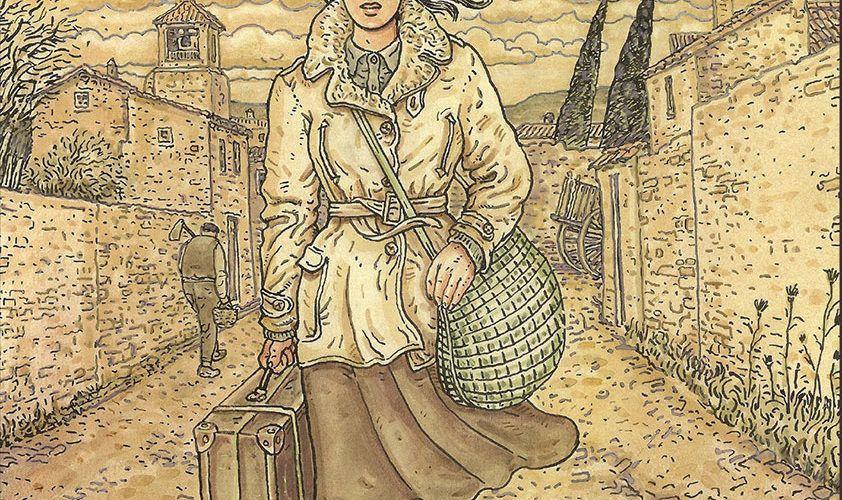 Veneta lanza una novela gráfica sobre el siglo XX español desde la perspectiva de una mujer